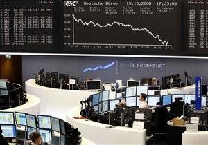 Украинские индексы снижаются при небольшой торговой активности