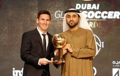 Днепр уступил Барселоне в борьбе за приз Globe Soccer Awards