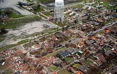 Непогода в США: 43 жертвы, в двух штатах – режим ЧС