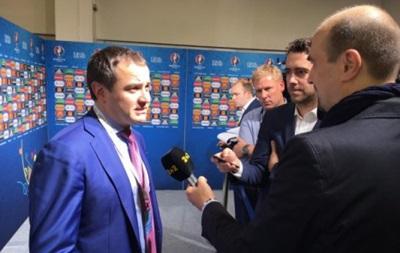 Павелко: У нас большие шансы на финал Лиги Чемпионов в Киеве