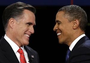 Опрос: Разрыв между Обамой и Ромни составляет 2%