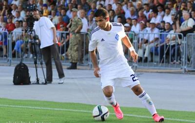 Гравець Динамо Дерліс Гонсалес визнаний найкращим гравцем року в Парагваї