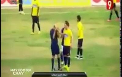 В Тунисе болельщики довели до слез главного судью