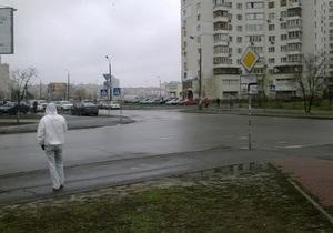 В Киеве задержали женщину, которая сбила мать с ребенком и скрылась с места ДТП