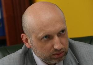 Турчинов объяснил, почему правительство не вносит проект бюджета на 2010 год