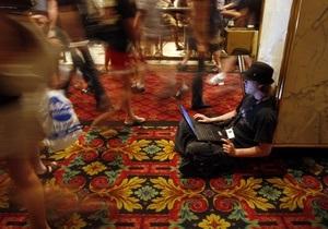 Бесплатной сетью Wi-Fi в центре Киева воспользовались более 1,6 тыс киевлян
