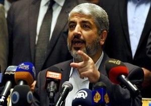 ХАМАС заявляет, что Иран поставлял оружие в Газу