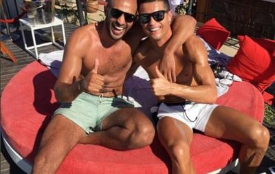Криштиану Роналду встретит Новый год с другом в Марокко