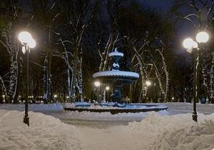 Завтра температура в Украине опустится до минус 25 градусов