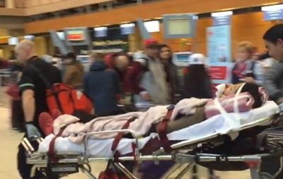 Турбулентность привела к госпитализации 21 пассажира рейса Air Canada
