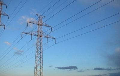 Ремонт упавшей ЛЭП на Херсонщине займет сутки