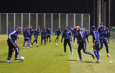 Динамо сыграет с одноименным клубом из Германии