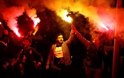 Протесты в Турции: ранены четверо полицейских