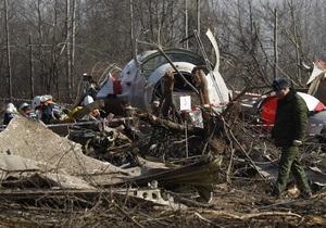 В Польше открыли памятник жертвам авиакатастрофы под Смоленском