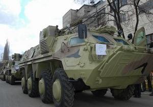 Украина вошла в тройку мировых лидеров по продажам бронемашин - эксперт