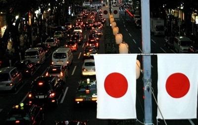 В Японии автомобильные пробки растянулись на десятки километров