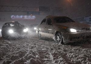 Заторы на Столичном шоссе и Кольцевой дороге ликвидированы – КГГА