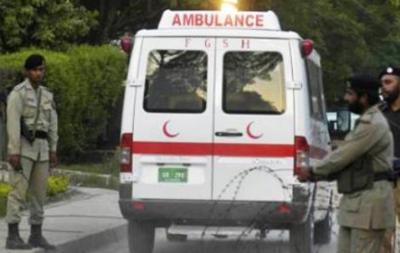 В Пакистане при взрыве газового баллона в автобусе погибли 13 человек