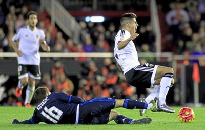 Реал не сумел обыграть Валенсию