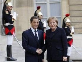Меркель отказалась создавать франко-немецкое министерство