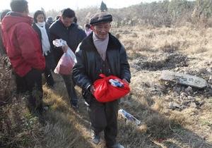 Китайские власти намерены строить Диснейленд на месте кладбища