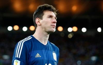Мессі включили в збірну Аргентини всіх часів