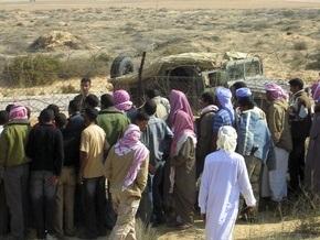 Бедуины похитили двадцать пять египетских полицейских