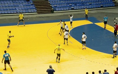 Гандбол. Украина проиграла Греции в рамках отбора к ЧМ-2017