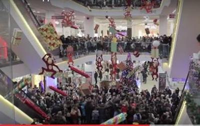 Украинцы поставили рекорд по массовому колядованию
