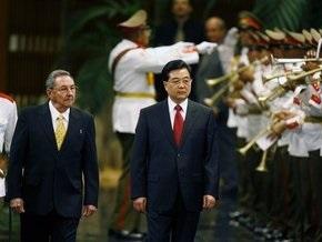 Лидер Кубы спел для Ху Цзиньтао песню о Мао Цзэдуне