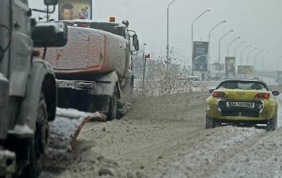 В Киев ограничили въезд грузового транспорта