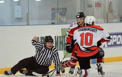 Хоккей: Дженералз обыграл Донбасс в матче лидеров чемпионата Украины