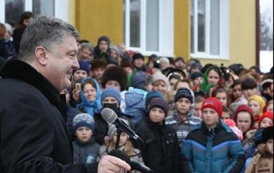 Порошенко: Україна стала енергонезалежною
