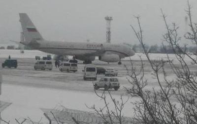 Авиаслужба подтвердила прилет Грызлова в Киев