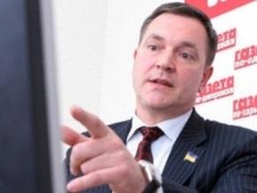 Партия регионов снова подняла вопрос федерализации Украины