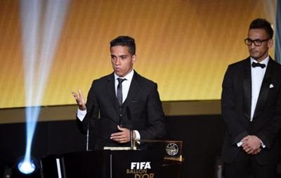 Найкращий гол року: Венделл Ліра забив красивіше, ніж Мессі