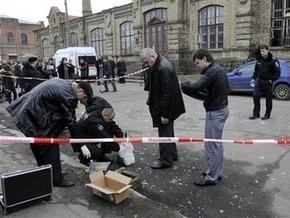 Киевская милиция раскрыла покушение на убийство главврача СЭС на железнодорожном транспорте