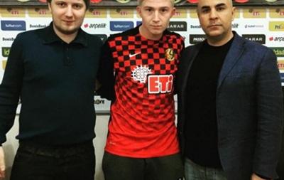 Молодой игрок Шахтера продолжит карьеру в Турции