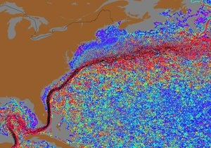 NASA: Опасения по поводу замедления Гольфстрима и нового ледникового периода беспочвенны