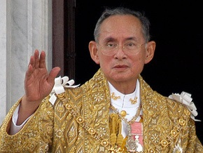 Король Таиланда госпитализирован