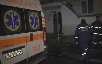 В Хмельницком горел дом: погибла 8-летняя девочка