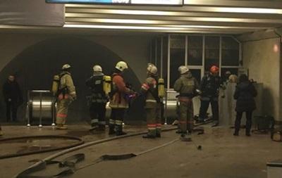 СМИ узнали причину пожара на станции метро в Киеве