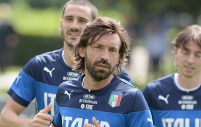 Пирло не планирует возвращаться в Италию