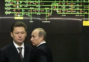 Путин указал членам совета директоров Газпрома голосовать за продление контракта Миллера