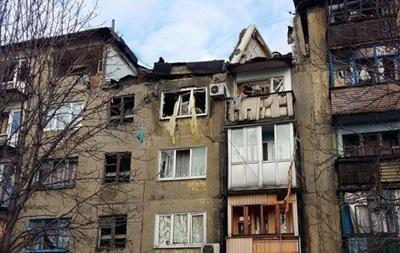 На Донбассе прогремел взрыв в многоэтажке