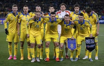 Сборная Украины одна из самых возрастных и высоких сборных мира