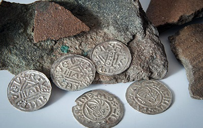 В Чехии нашли уникальный клад – монеты Х века