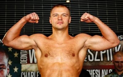 В ячеслав Глазков через травму коліна не зміг виграти екс-титул Кличка