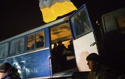 Киев: Пока нет ответа по обмену 25 украинцев