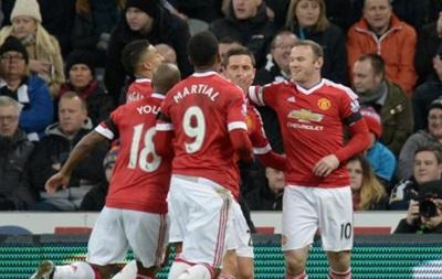Гол Руни принес Манчестер Юнайтед победу в игре с Ливерпулем